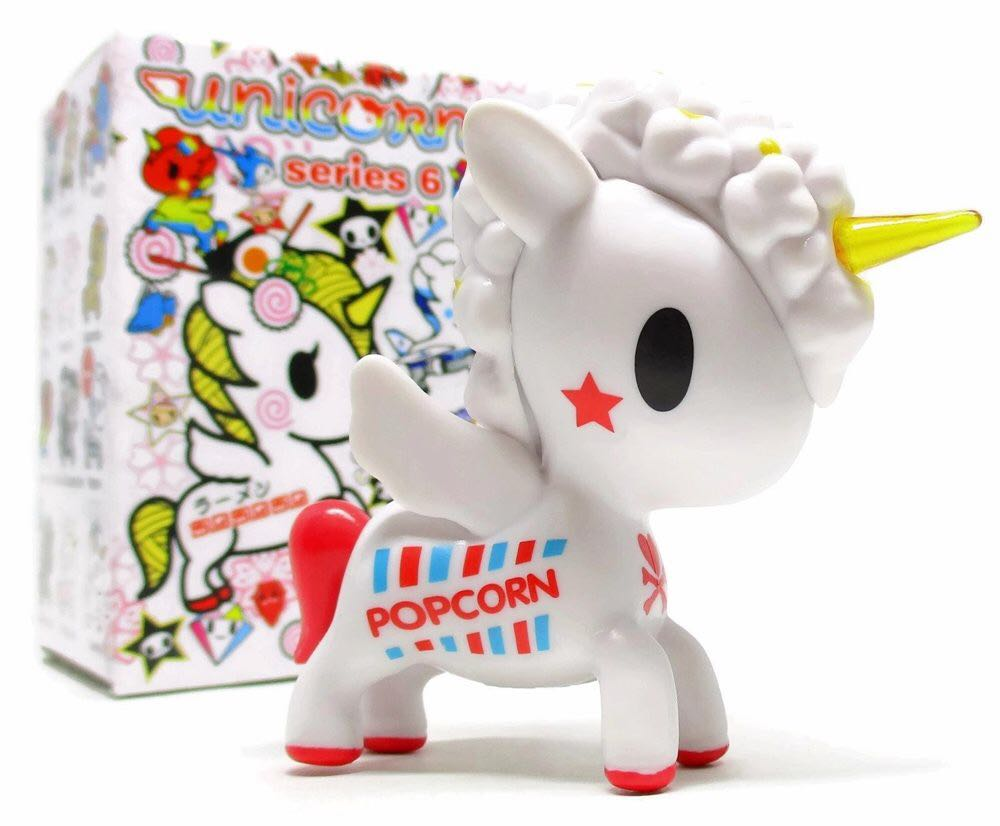 """Tokidoki UNICORNO SERIES 7 FRUTTINA 3/"""" Mini Vinyl Figure Toy Brand New"""