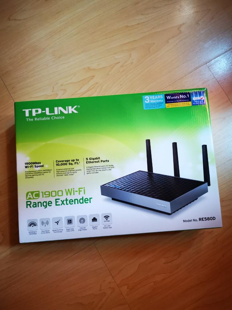 TP-Link AC1900 Range Extender