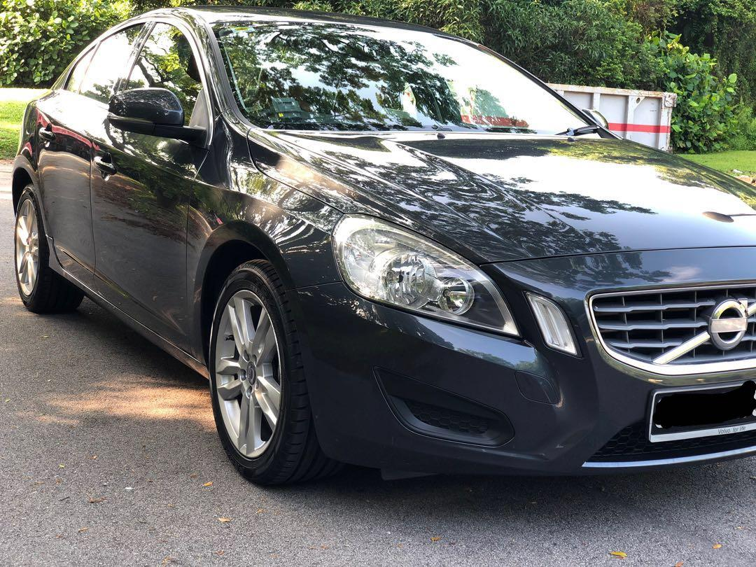 VOLVO S60 FOR RENTAL