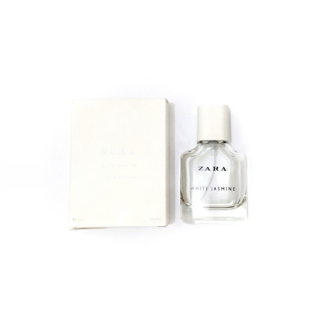 Zara White Jasmine Health Beauty Perfumes Nail Care Others