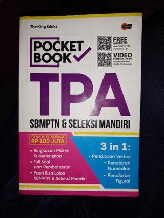 Buku TPA SBMPTN DAN SELEKSI MANDIRI