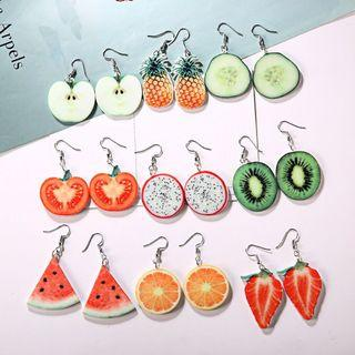 Fruit Earring