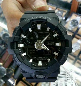 G Shock jam tangan pria ga700