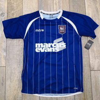 Ipswich Town 葉士域治 2011-12 主場短袖L 大碼