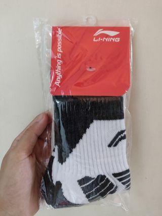🚚 BN li Ning badminton sport socks