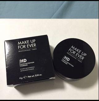 Make Up Forever HD Powder
