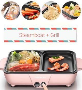 Steamboat and Grill