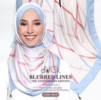 dUck Blurred Line Pink