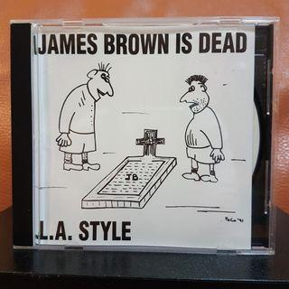 CD》L.A.Style - James Brown Is Dead