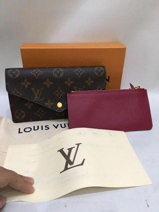 LV wallet authentic good cond!!
