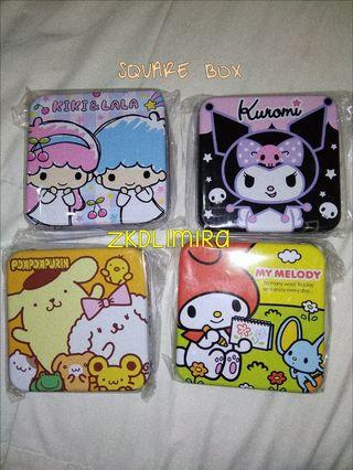 HELLO KITTY & FRIENDS Biscuits boxes