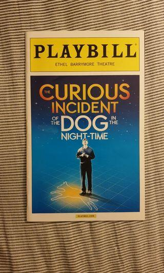 🚚 Curious Incident of the Dog in the nighttime