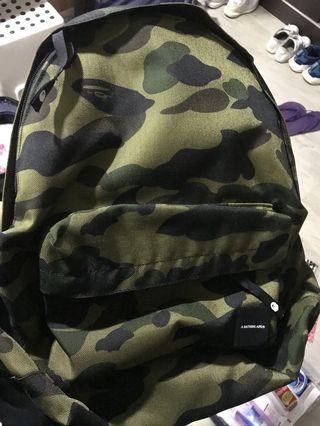 🚚 Camo Backpack