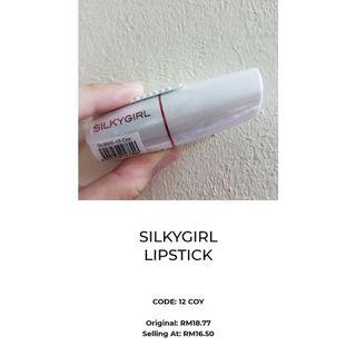 NEW Silkygirl Lipstick from Watsons