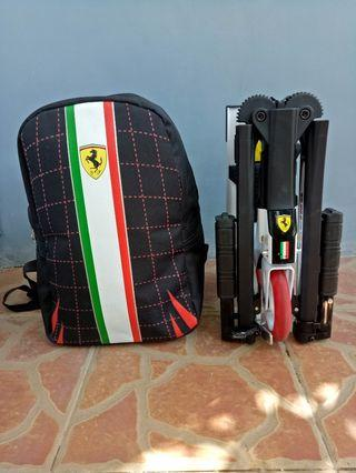 Limited Edition Ferrari Foldable Scooter