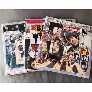 SEALED - The Beatles Anthology 1, 2 & 3 - UK, Vinyl Records, 1996, 1st Issue