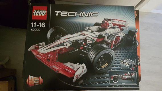 🚚 Lego Technic 42000