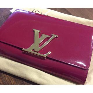 LV Louise Clutch Patent