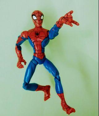 """蜘蛛俠Spiderman 6"""" Figure人偶"""