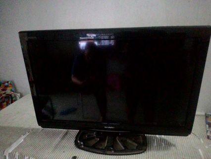 Tv Sharp Aquos 32 inch Lcd Full HD