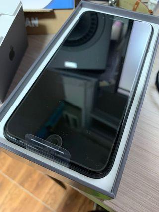 全新 iPhone 8 Plus 8+ 黑色 太空灰 256GB 版本12.2