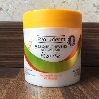 Evoluderm Hair Mask Karite ORIGINAL