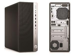 HP ELITEDESK 800 G3 SFF (LGA 1151 7th Gen)