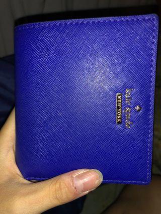 [二手]kate spate wallet 95%new