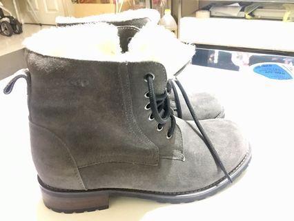 🚚 Jeep靴子、靴子、US7號、女靴子、美國品牌JEEP,內裡絨毛