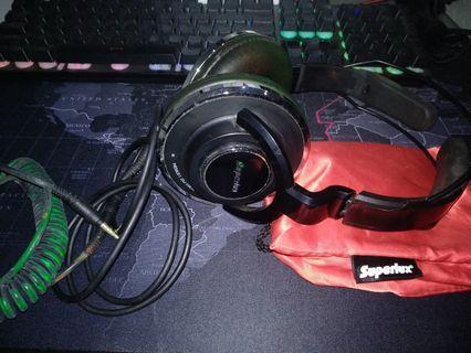 Headphone Superlux HD-631 Produk langkah 2nd