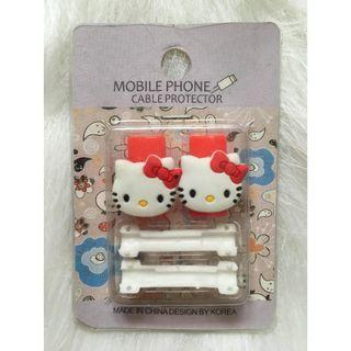 Hello Kitty Cable Protector