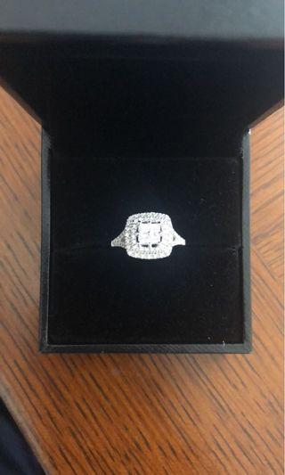 Spence Diamond Engagement Ring