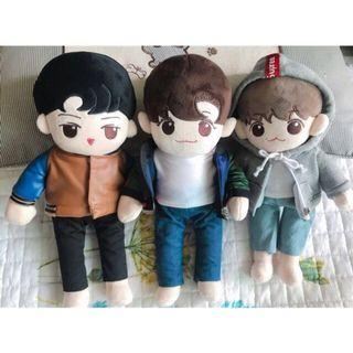 EXO Chanyeol Doll 30cm