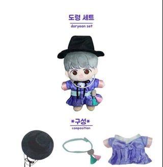 EXO Doll Clothes 20cm