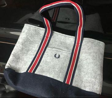 Fred Perry 手提袋 tote bag