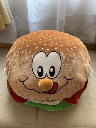Hamburger Soft Toy Pre-loved