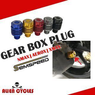 Gear Box Plug / Drain Plug for AEROX, NMAX, XMAX
