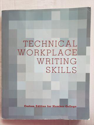 Technical Workplace Writing Skills