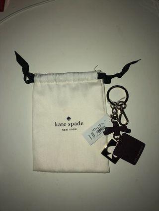 Brand New Kate Spade Keychain