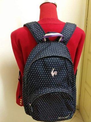 LecoqSportif Backpack