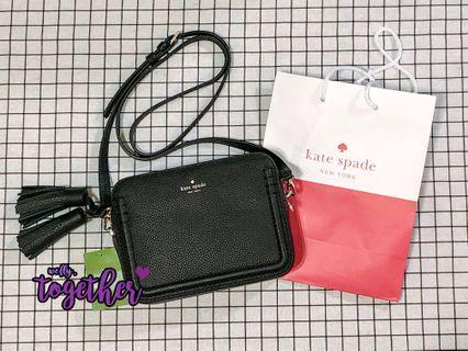 Kate spade ♠️ 新款cross body bag camera bag 全新 最後一個 清貨😊