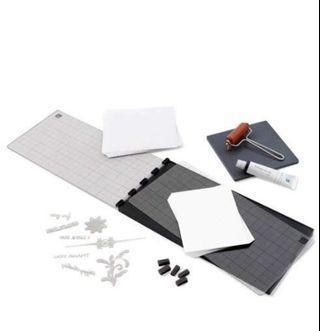 🚚 Genius letterpress