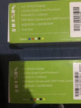 Myphone My28s My28 Dual Sim Openline Smart Phone Complete Package