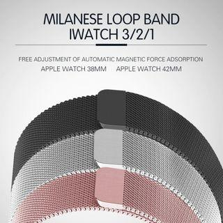 Milanese AppleWatch strap for 38/40 42/44mm