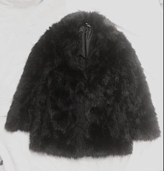 Faux Fur Jacket #SwapCA