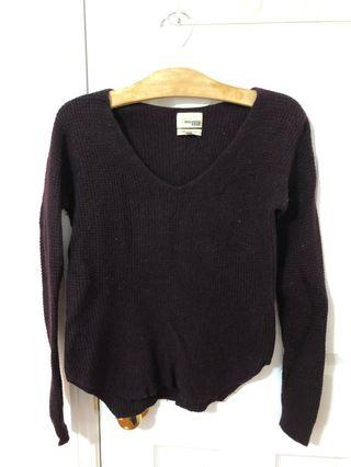 Aritzia Wilfred Free XS Wolter Sweater