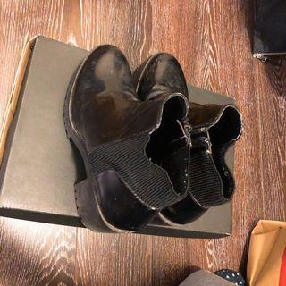 Zara platform heels/boots