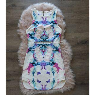 Nikki blossom dress