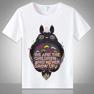 Totoro Short Sleeve & Long Sleeve T-shirts [Part 5]