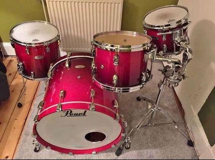 Pearl Reference Drum Kit